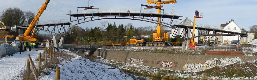 Porta Westfalica Dortmund Structural Design